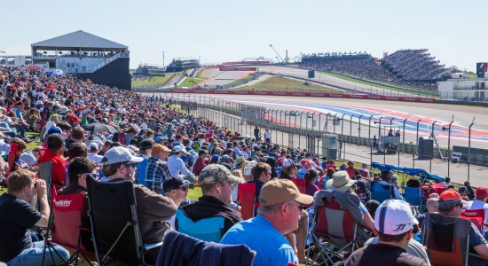 Find Your Seats Circuit Of The Americas