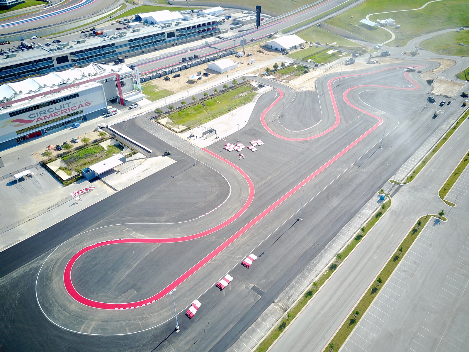 Karting Circuit Of The Americas