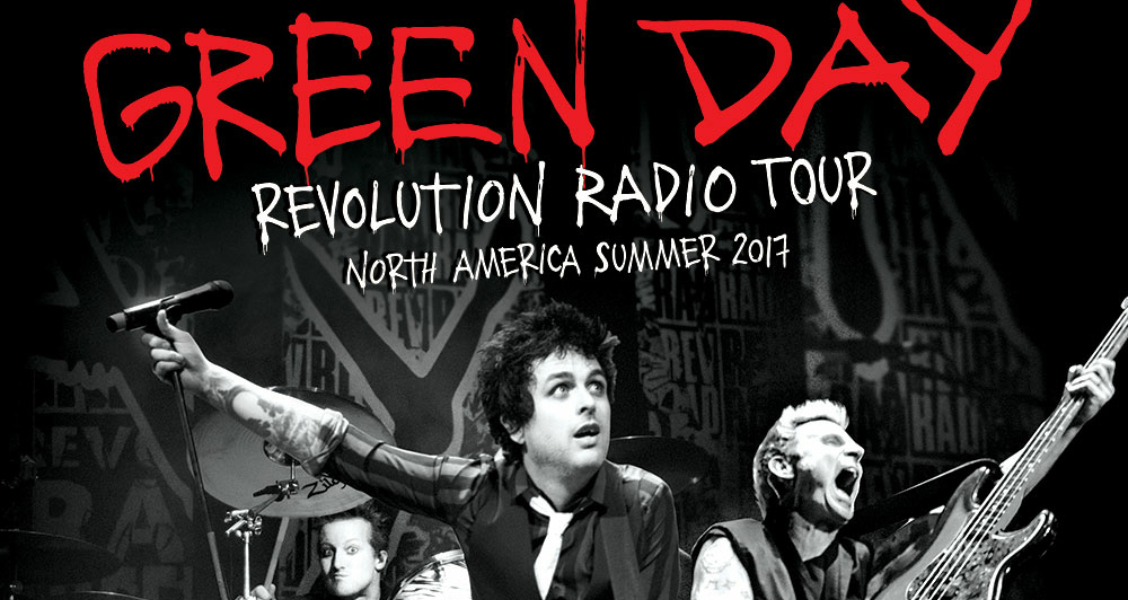 Green Day Blog Header