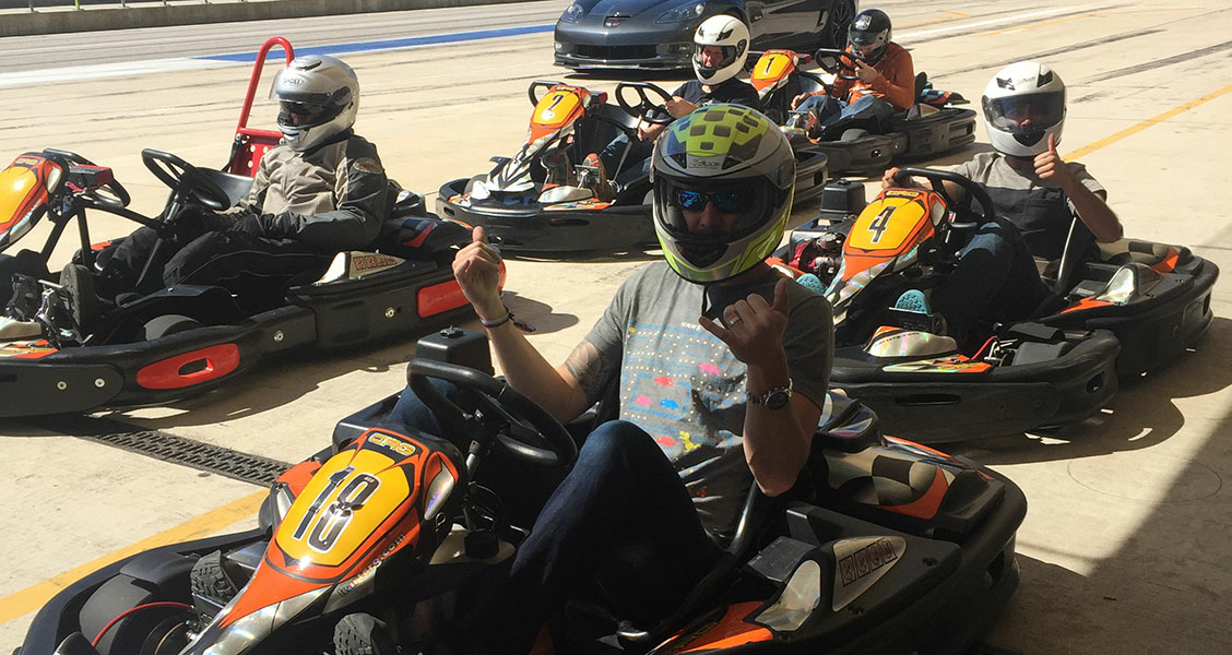 Volunteer Go Karts